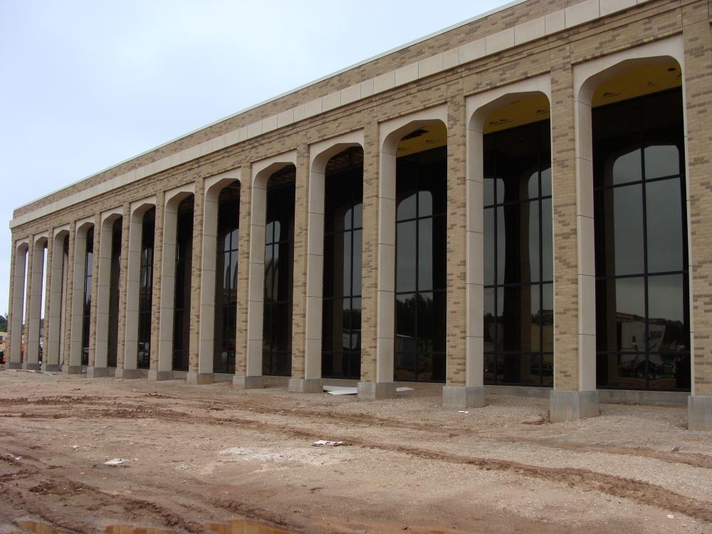 Abilene Christian University <br/> <br/> Hunter Welcome Center
