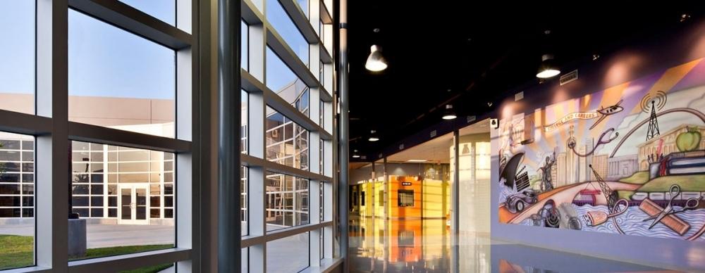 Birdville Center of <br/> <br/> Technology & Advanced Learning