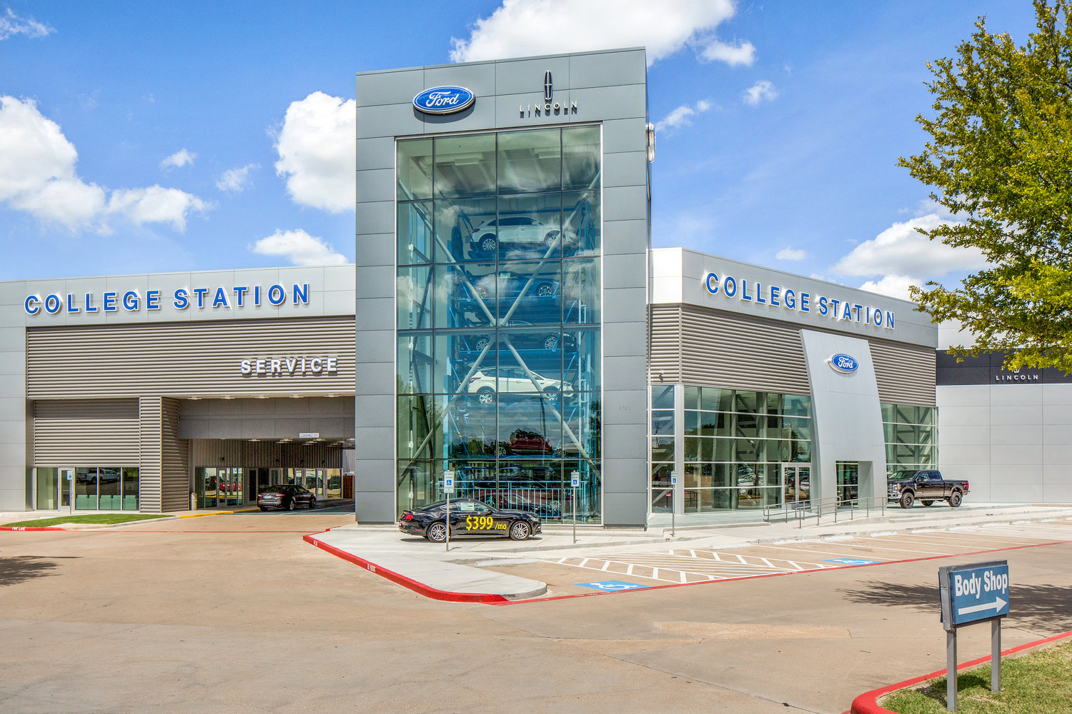 College Station Ford