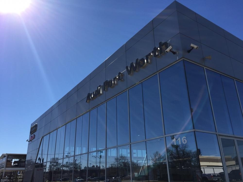 Forth Worth Audi