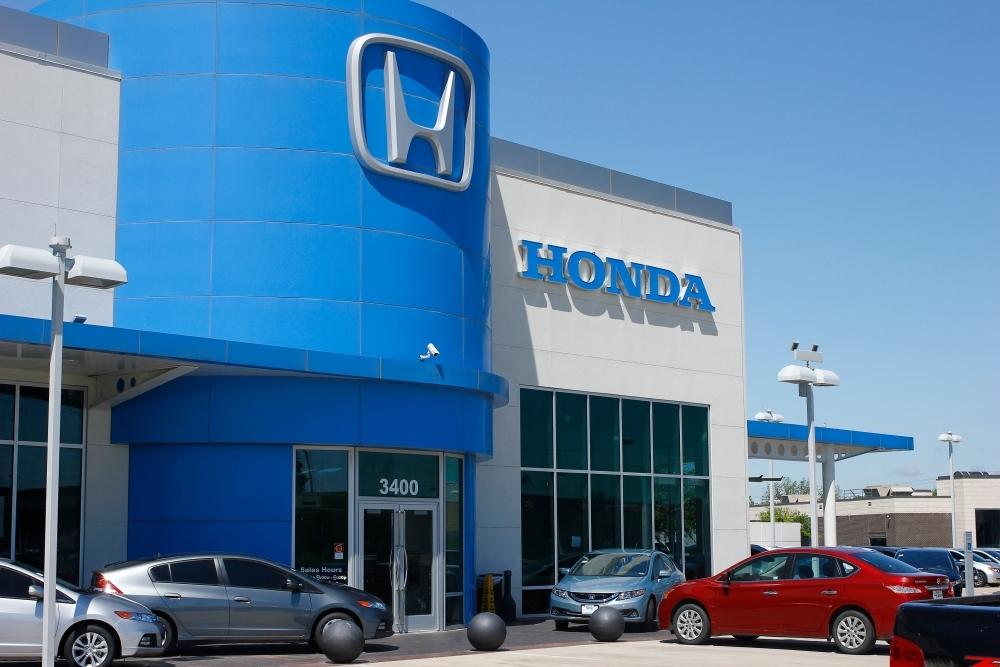 Frank Kent Honda