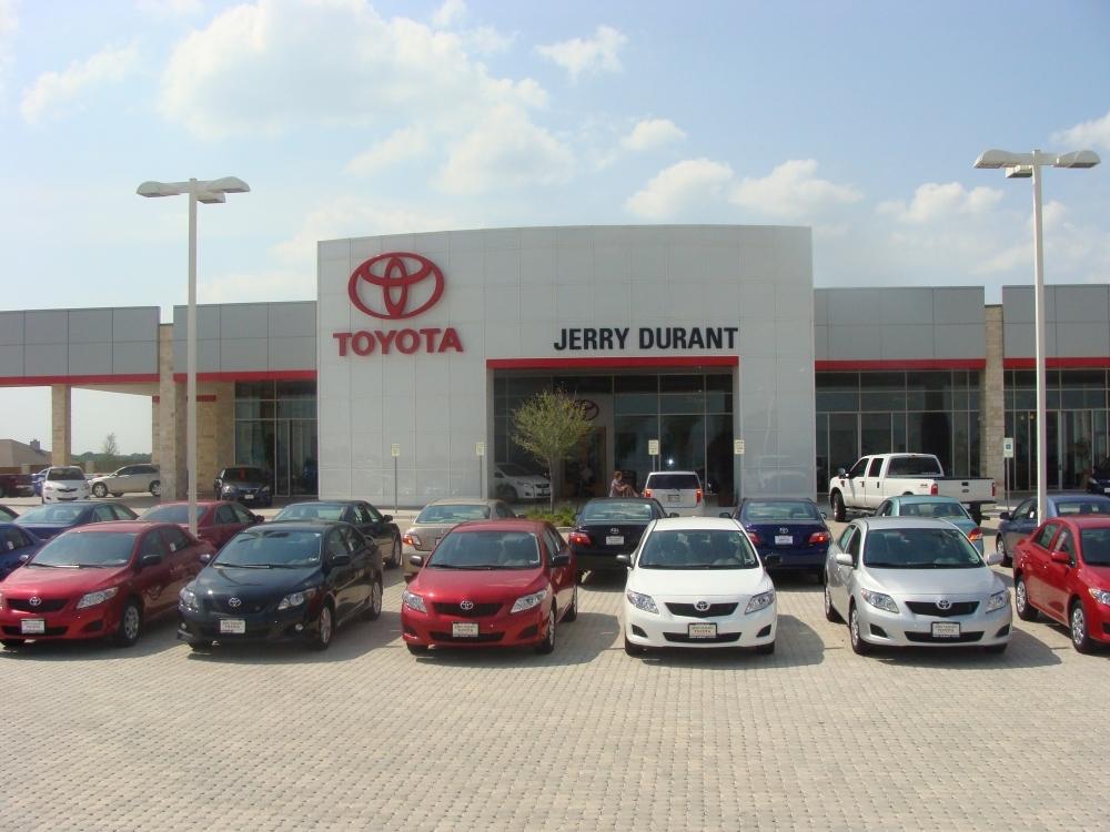 Jerry Durant Toyota - Granbury