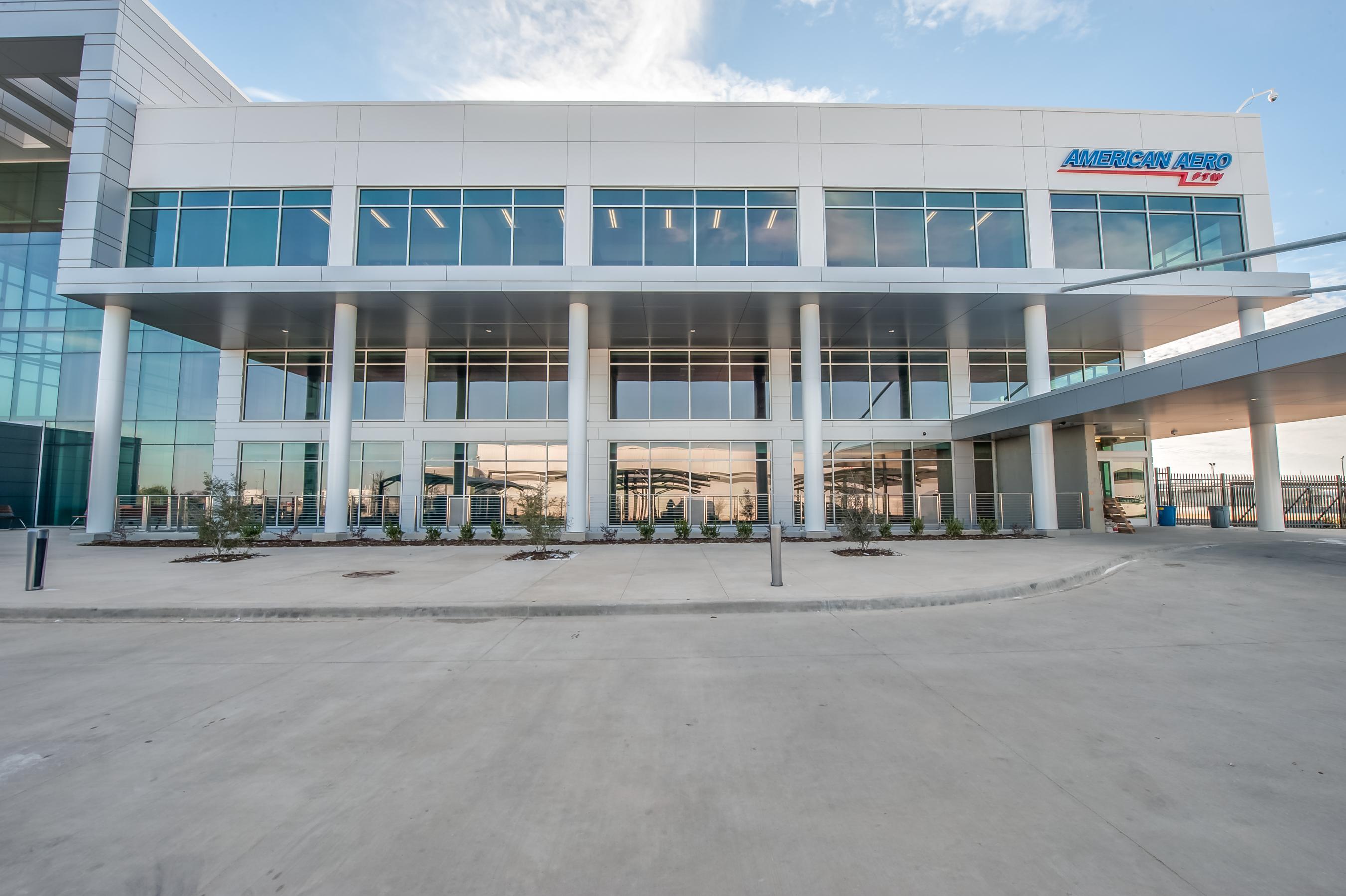 Meacham International Airport
