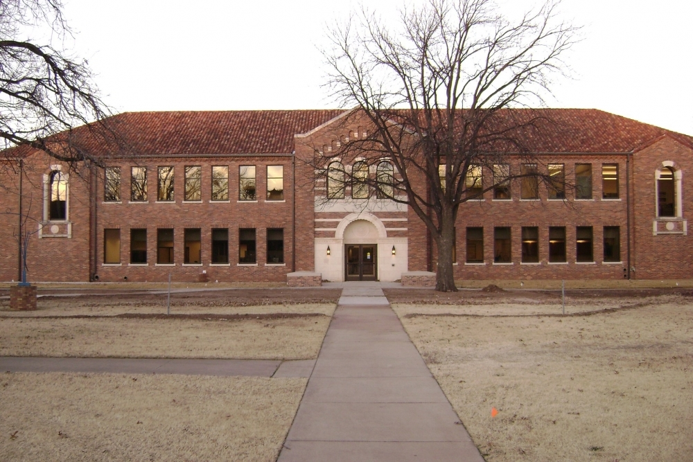 Midwestern State University - Fowler Hall