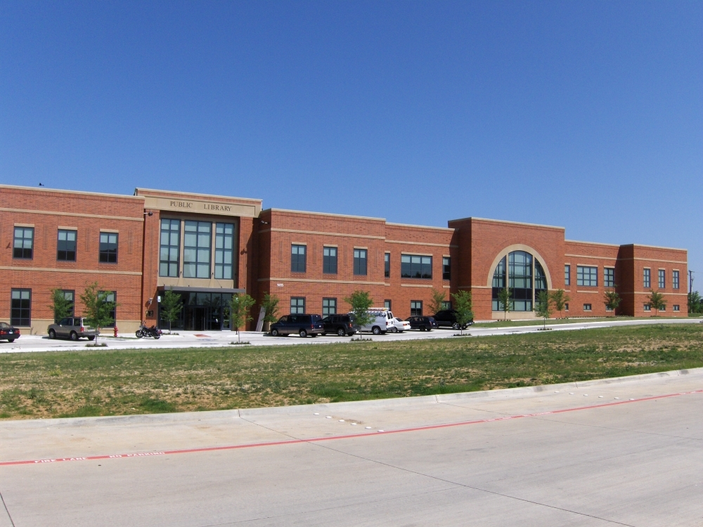 North Richland Hills Public Library