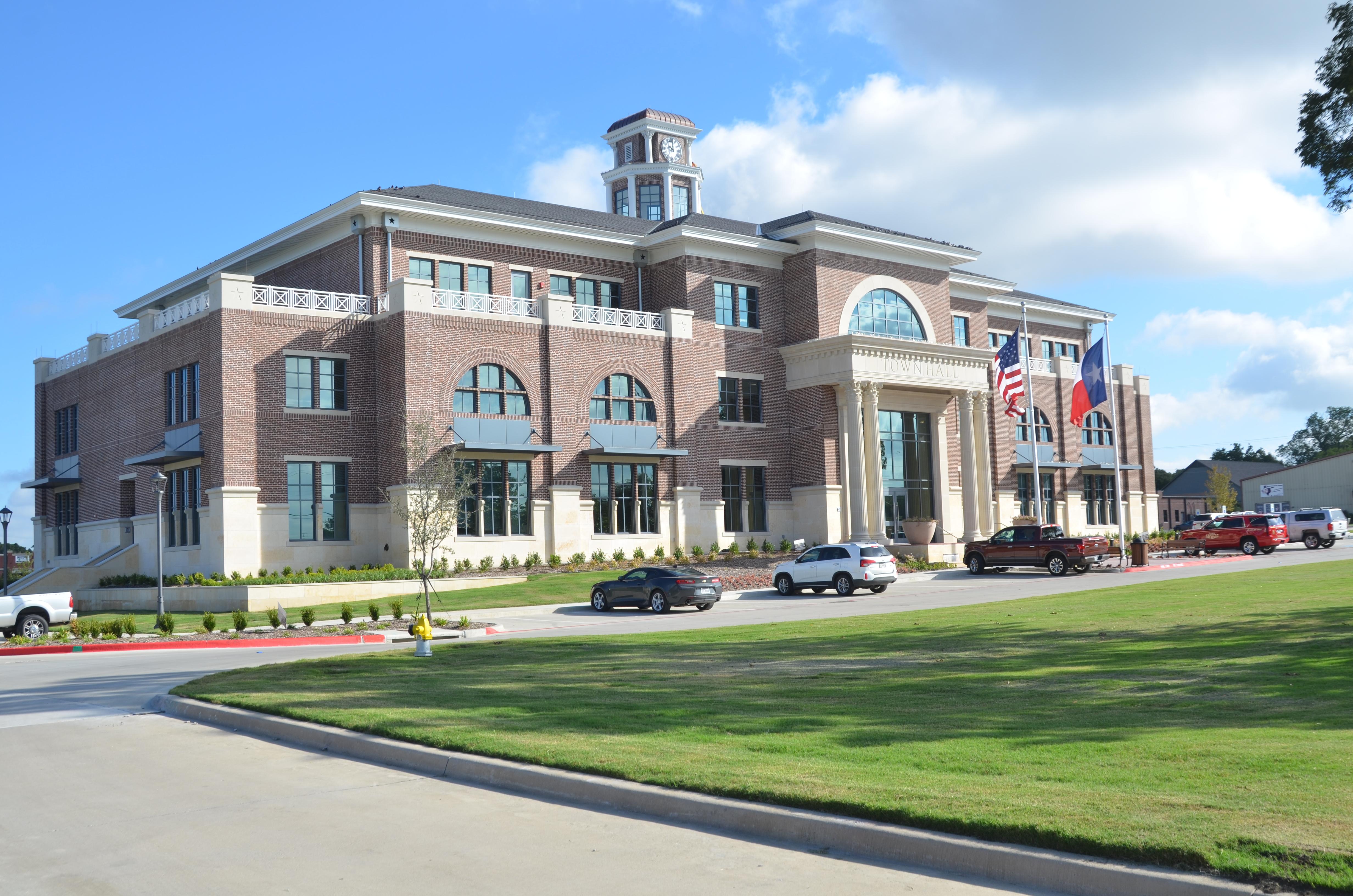 Prosper Town Hall