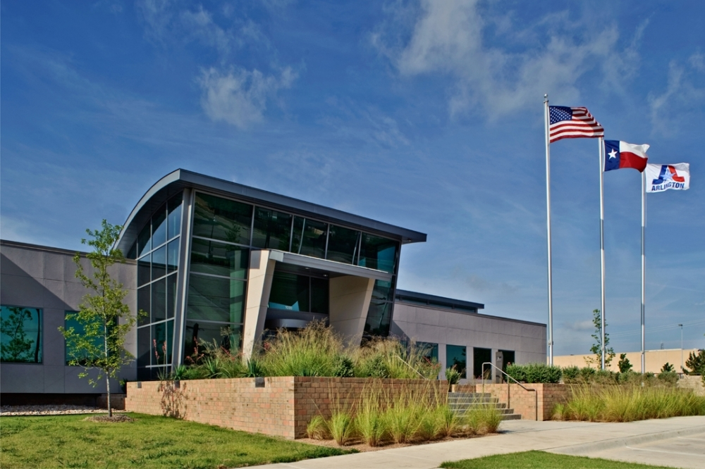 South Arlington Police Service Center